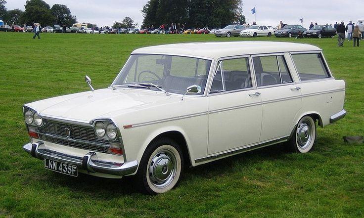 1968 - Fiat 2300 Familiare