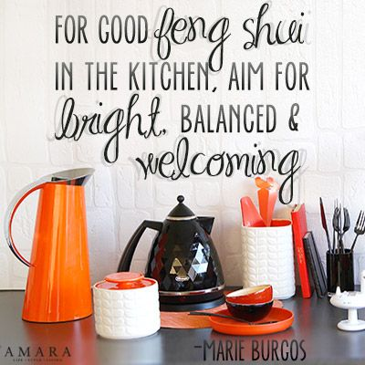 Kitchen design tips feng shui kitchen designs and design - Feng shui kitchen design ...