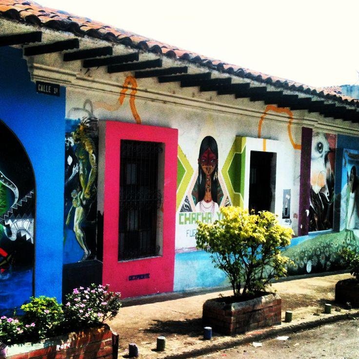 Barrio san antonio cali colombia my places pinterest for Barrio el jardin cali colombia