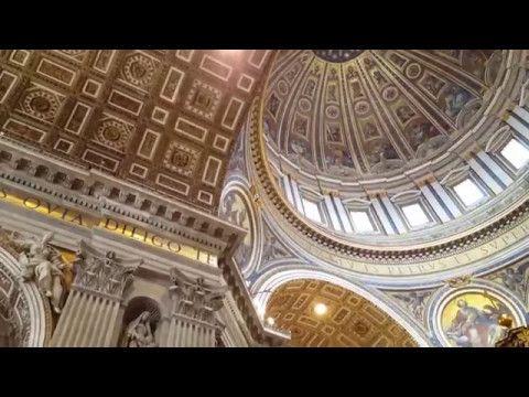 Bazilica Sfantul Petru Vatican - YouTube