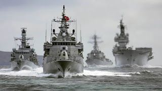 EΛΛΗΝΙΚΗ ΔΡΑΣΗ: Εκτός ελέγχου η Τουρκία, πάμε για εμπλοκή: Ναυτικό...