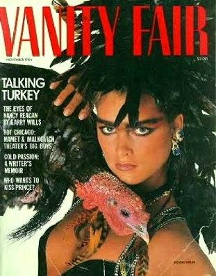 Brooke Shields Vanity Fair Cover Brooke Shields Pinterest Brooke Shields Vanities And