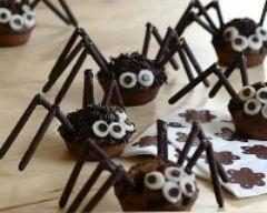 Araignée tout chocolat