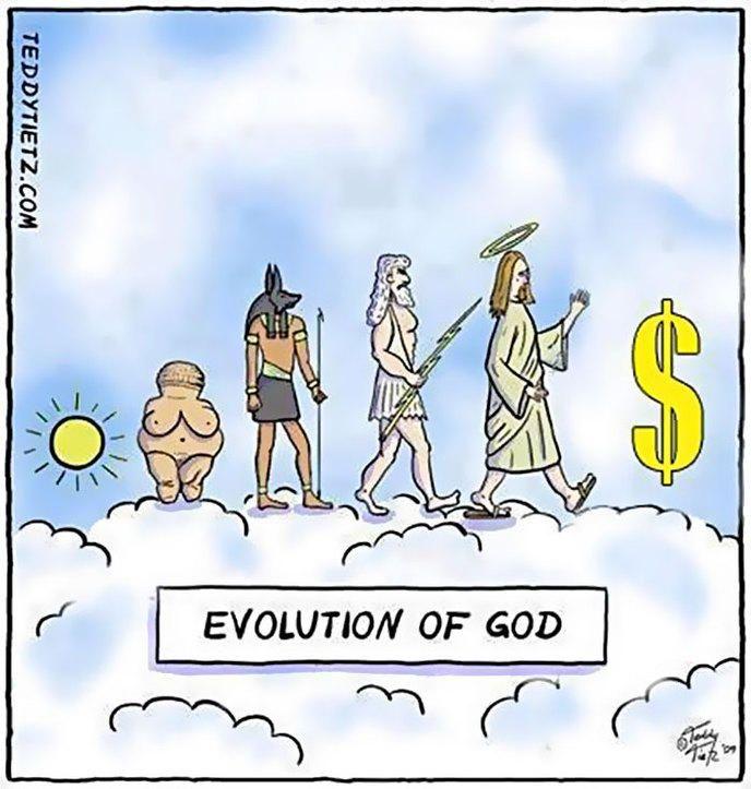 darwin day illustration satirique