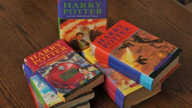 IF YOU were thinking of selling your old copies of Harry Potter for cheap at a book or garage sale, you might want to hang fire and read this.