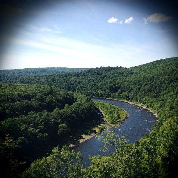 Camping delaware river - Go go natural