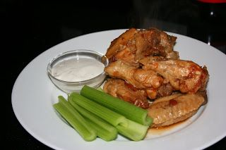 A Year of Slow Cooking: Sweet and Spicy Chicken Wings CrockPot Recipe