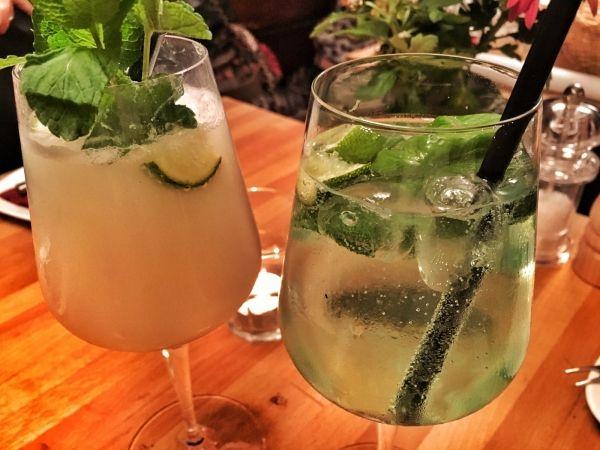 Hugo drinks:) on chaQula