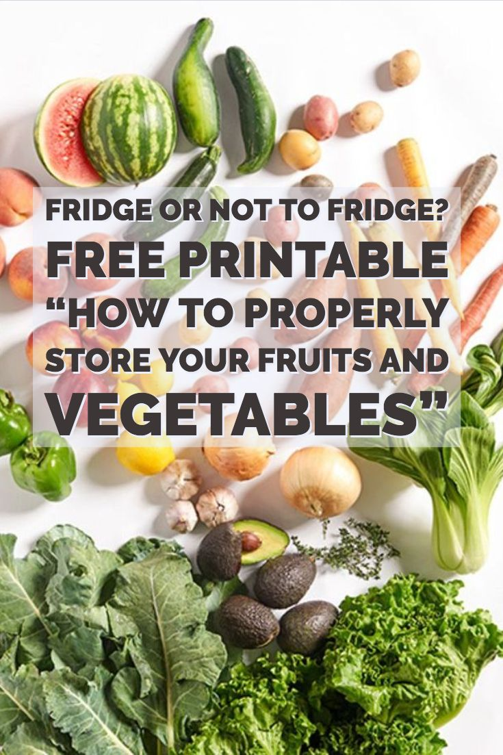 image about Printable Pictures of Fruit and Vegetables named Refrigerator or not in the direction of refrigerator? Free of charge printable \