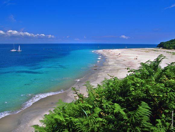Ile de Groix, Bretagne, France