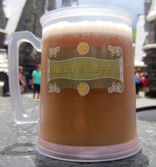 How To Make Butterbeer | From Harry Potter. This beverage is a lot like root beer as it is essentially a cream soda.