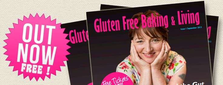 gluten free baking and living magazine now available free online