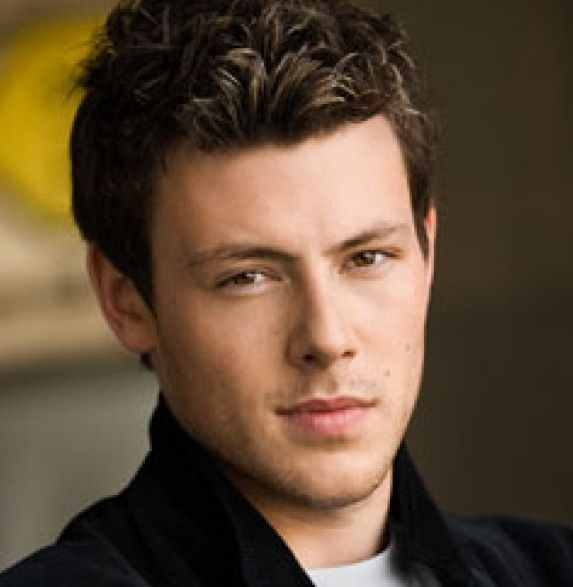 Cory Monteith...yup my heart totally broke tonight with that tribute episode!!