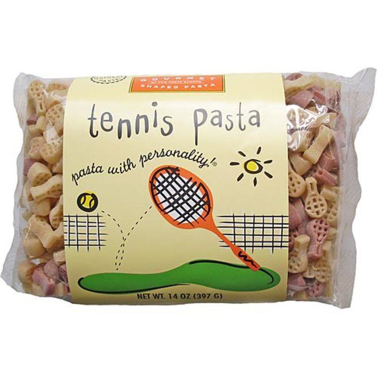 Gourmet Tennis Racquet Pasta | Tennis Gifts & Novelties