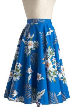 Coastal Break Skirt, #ModCloth