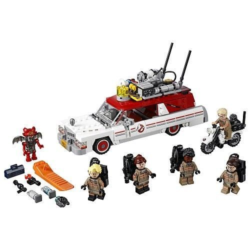 LEGO Ghostbusters Ecto-1 and 2 (75828) #NA
