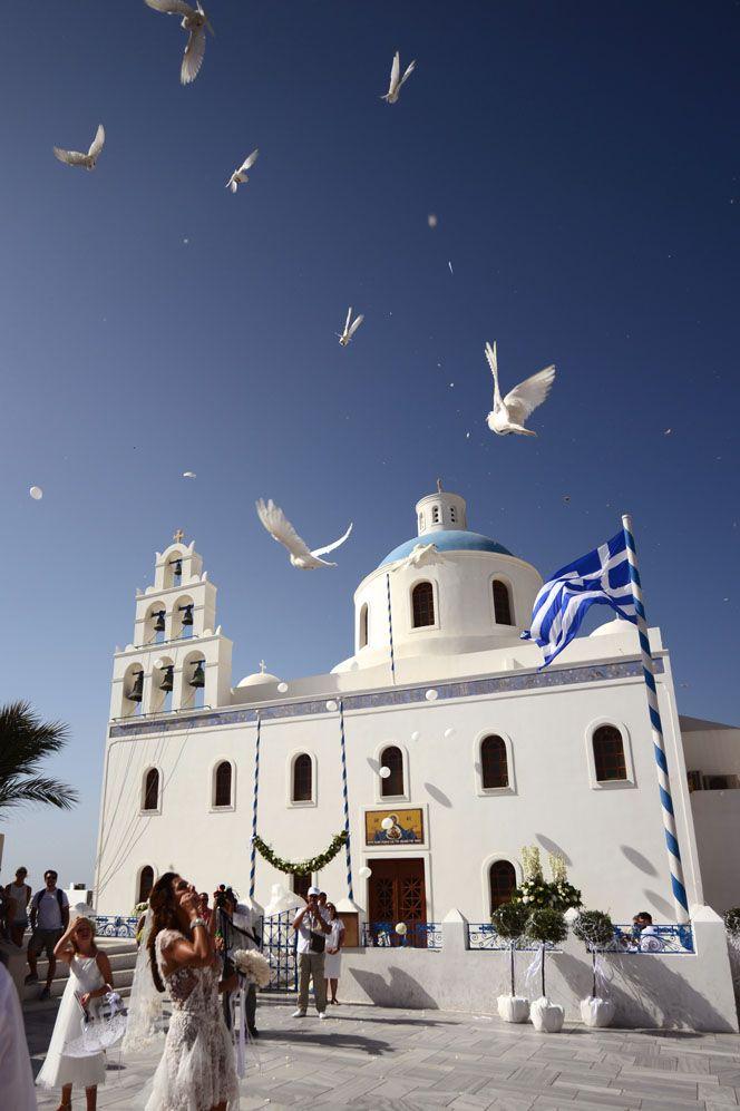 Releasing White Doves  www.andreaandmarcus.com & www.xoandrea.com