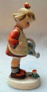 Hummel Figurine - Girl with watering can 74