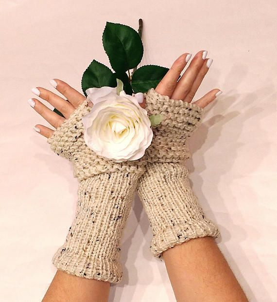 Fingerless Gloves Arm Warmers Women's Gloves gift for
