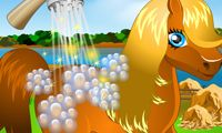 Play Ponies in the City for free online | GirlsgoGames.com