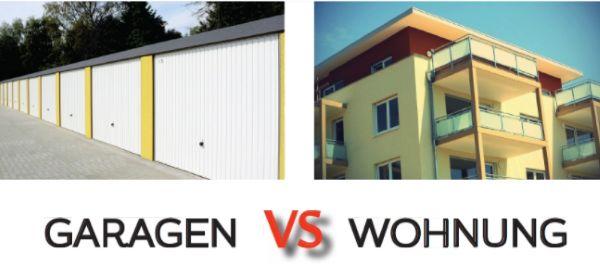Kapitalanlagen: Garagen- oder Wohnung? Eine Gegenüberstellung basierend auf Erfahrung... http://www.funktionierende-kapitalanlagen.de/blog/kapitalanlagen-garagen-oder-wohnung