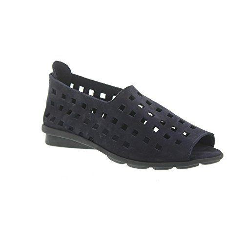 Arche Sandalette Drick, Nubuck, dunkelblau (Nuit), Größe 40 - http://on-line-kaufen.de/arche/40-eu-arche-sandalette-drick-nubuck-dunkelblau