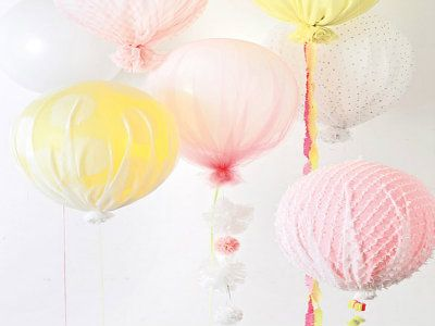 Unique Birthday Balloon Decorations