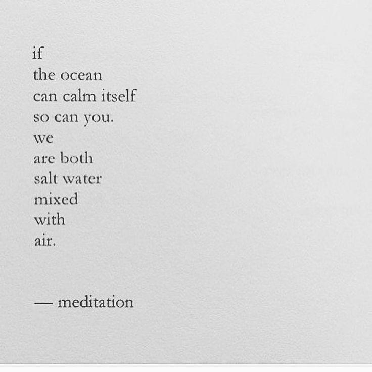"""10.7 k likerklikk, 77 kommentarer – @nayyirah.waheed på Instagram: """"poem. from salt. by nayyirah waheed. #salt #nejma #nayyirahwaheed #literature"""""""