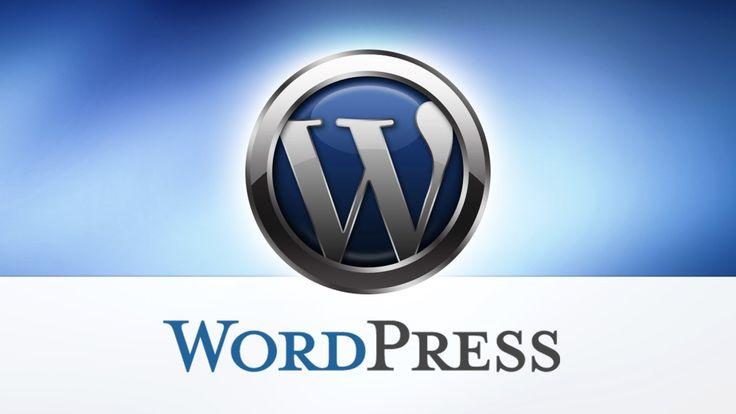 Setting up a Wordpress Website