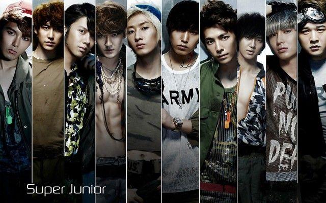 Super Junior Wallpaper Image Photos Actress