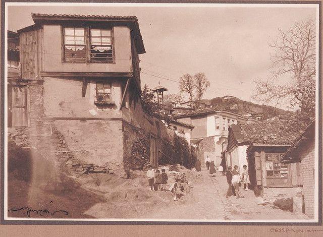 thessaloniki street l930