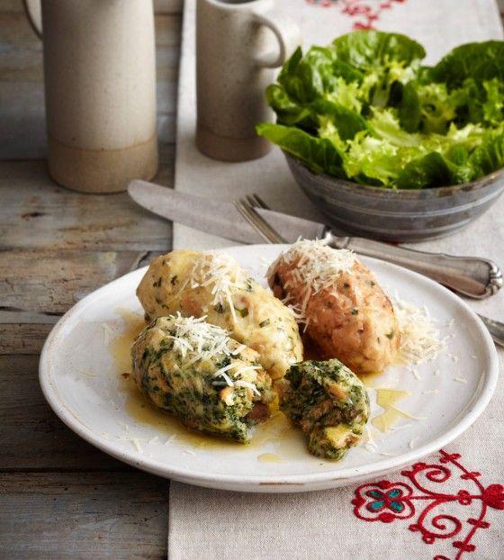 Tris von Nocken - Rezepte: kulinarisches Südtirol - 1 - [ESSEN & TRINKEN]