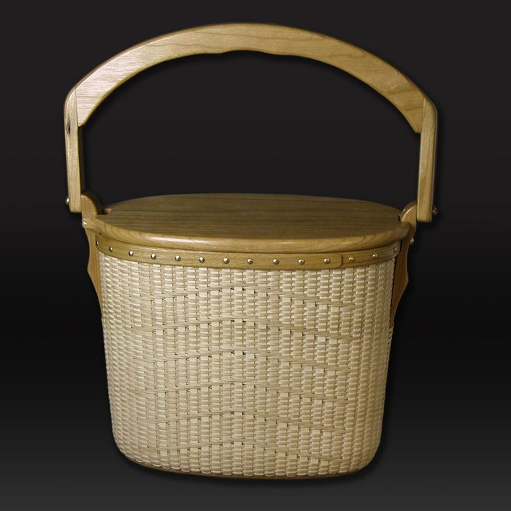 Basket Weaving Nantucket : Best basketry nantuckets ash baskets japanese