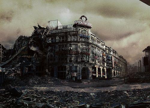 Manchester Apocalypse - Printworks James Chadderton