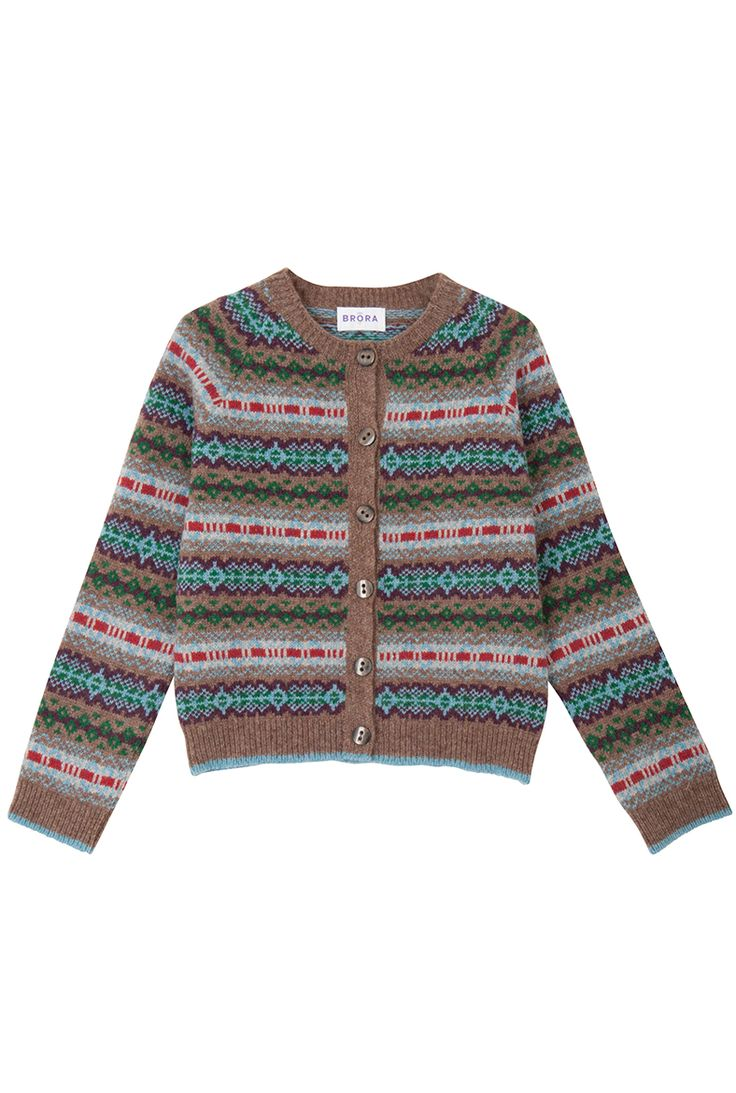 307 best Fair Isle images on Pinterest | Patterns, Blouses and Jacket