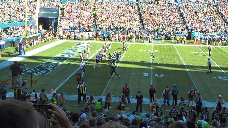 #tickets SEATTLE SEAHAWKS VS INDIANAPOLIS COLTS - 2 CHARTER SEAT TICKETS SNF 10/1 please retweet