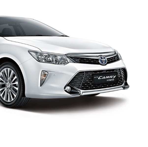 New Camry Hybrid - The Future Sedan - AUTO2000