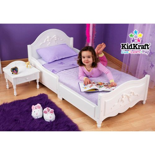 White Toddler Bed, Toddler Bed And Beds