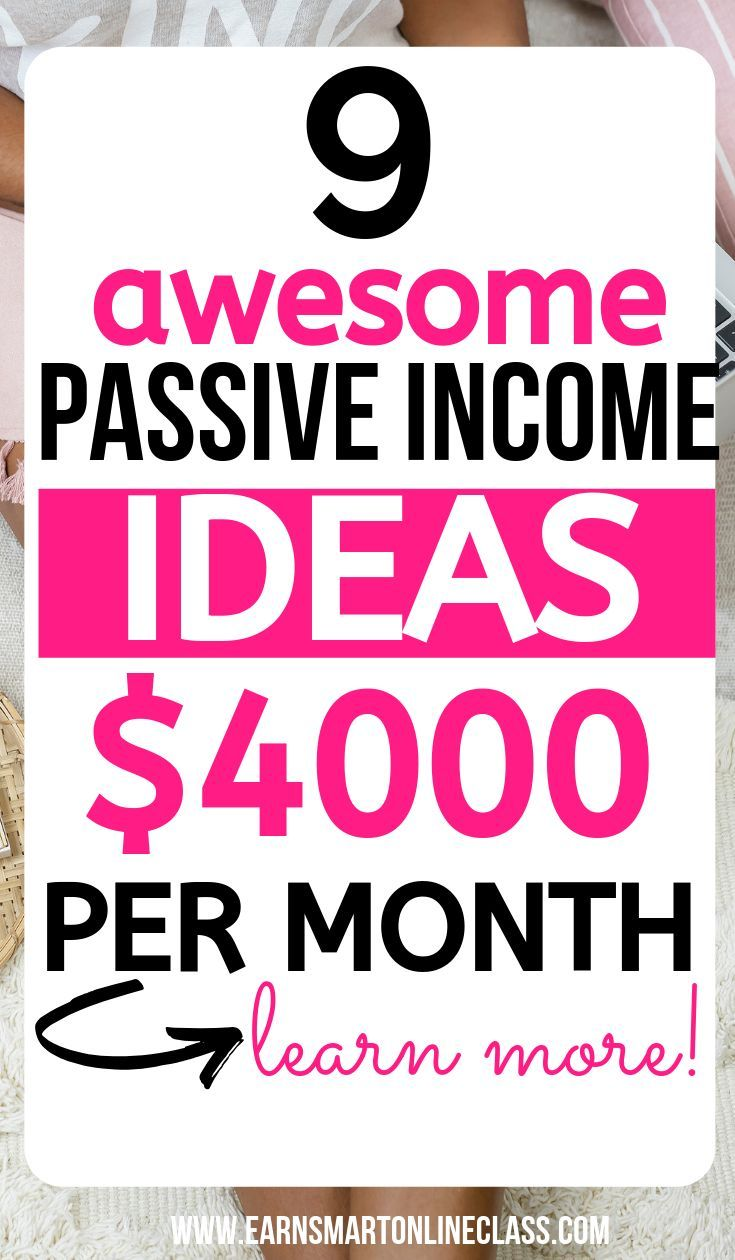 Need passive income ideas so you can make money while you sleep? Learn how to ea… – Virginia Nakitari| Work From Home Jobs| Make Money Online| Side Hustle Ideas