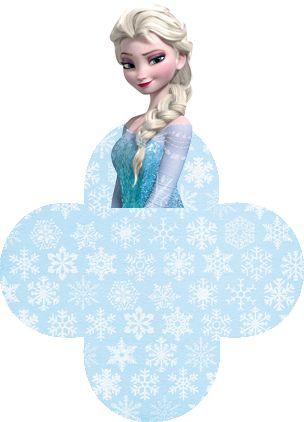 Passatempo da Ana: Forminhas: Frozen