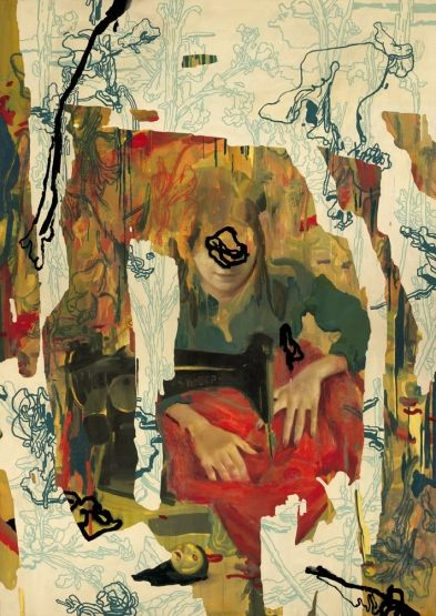Sometimes someone paints your ideas before you do (and does it way better than your imagination did). James Jean