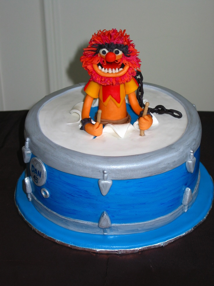 43 Best Images About Muppet Cake Themes On Pinterest The