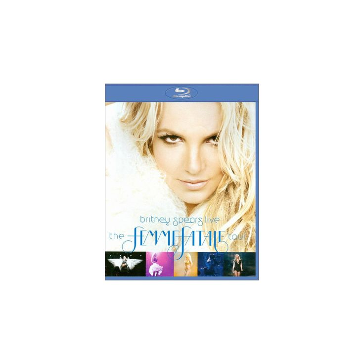 Britney spears live:Femme fatale tour (Blu-ray)