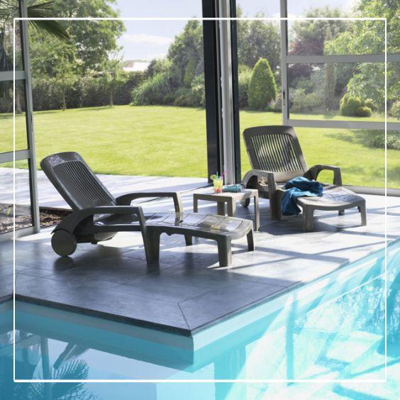 Les 25 meilleures id es concernant piscine resine sur for Autolissant exterieur