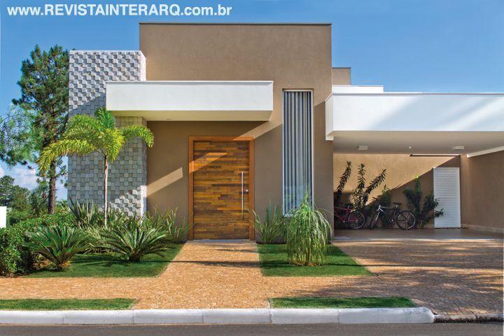 casa PRE FABRICADA de ALVENARIA E madeira arquitetura COR Fachada - Pesquisa Google