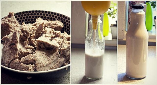 Min paleo verden: Lav din egen mandelmælk