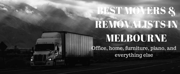 Get the best movers and packers price in #Melbourne for #home, office, and piano #removal. Call 0456396915 for best #removalist price  http://cheapremovalistsinmelbourne.com.au/