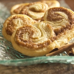 Cinnamon Palmiers (Elephant Ears) by pictureperfectmeals