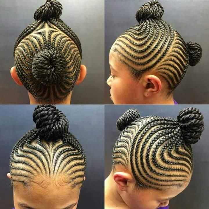 African Braids, Ghana Weaving and Other Hairstyles