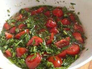 Marinierte Tomaten ~ LuboBase